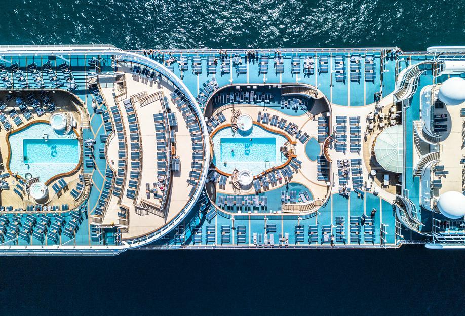Cruise Acrylic Print
