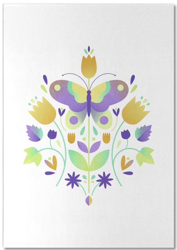 Harbingers Of Spring Notepad