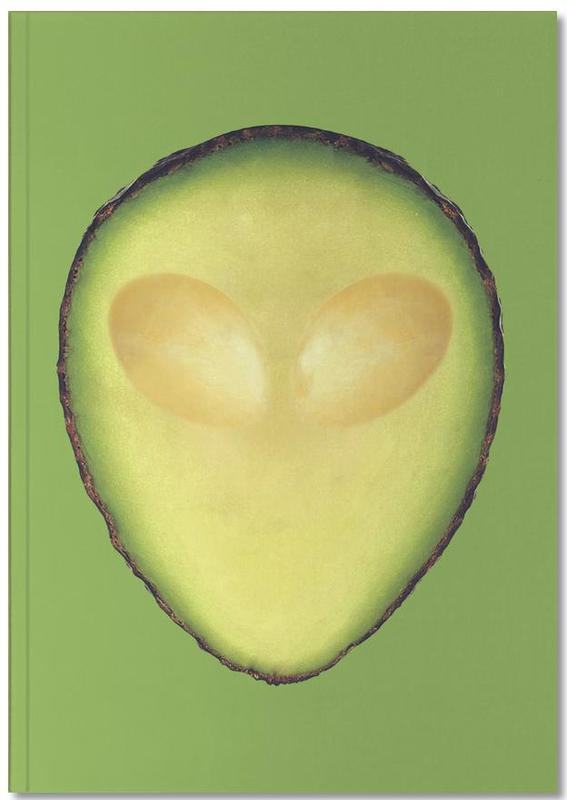 Avocalien Notebook