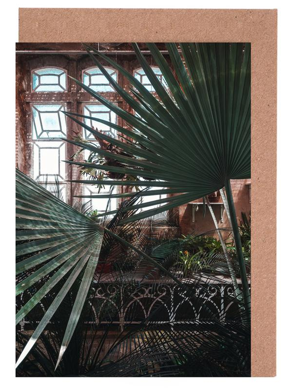 The Tropical Glasshouse II Greeting Card Set