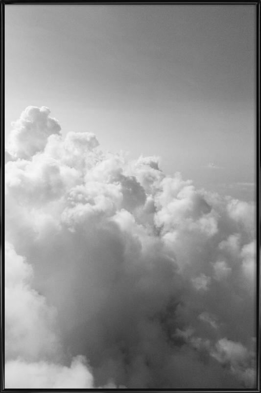 Clouds II Framed Poster