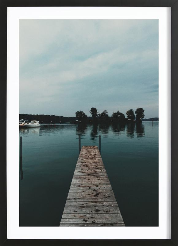 Water III Framed Print