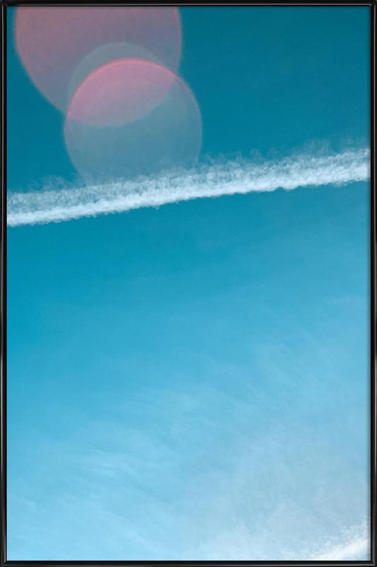 Dreamy Skies Framed Poster