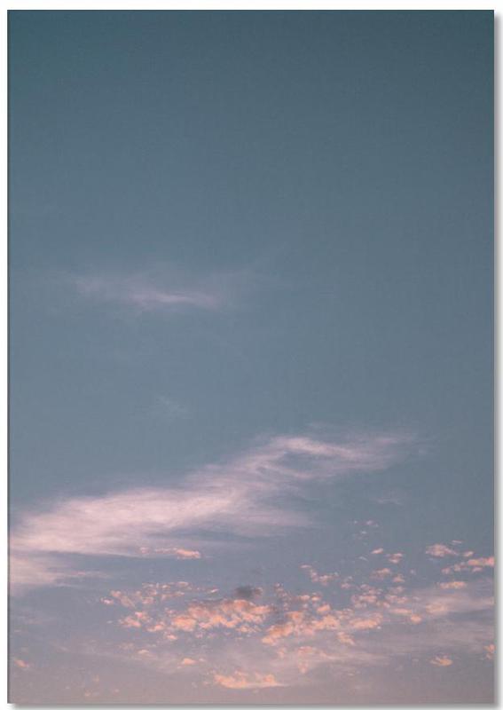 Dreamy Skies III -Notizblock