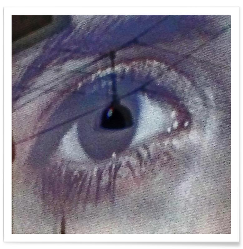 Reflex Eye -Poster