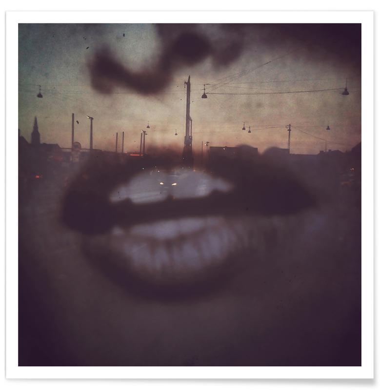Reflex Lips -Poster