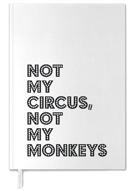 Not My Circus, Not My Monkeys -Terminplaner
