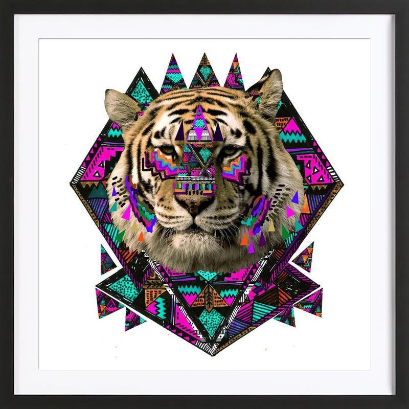 Wild Magic Framed Print
