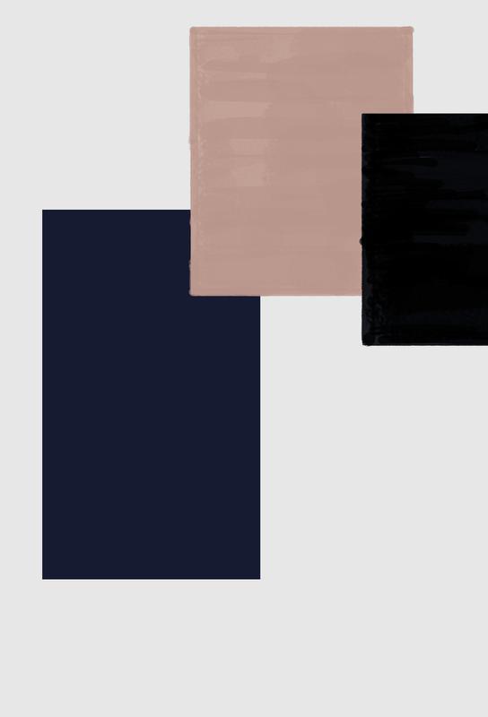 Three Different Ones -Alubild
