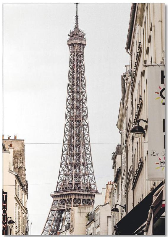 Street View Paris Notepad