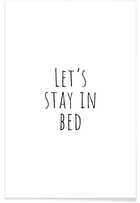 BED affiche