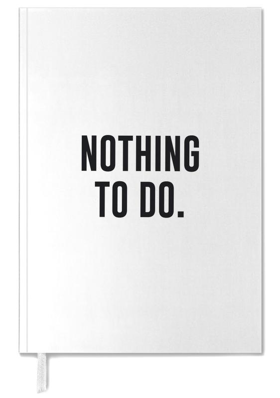 Nothing to Do -Terminplaner