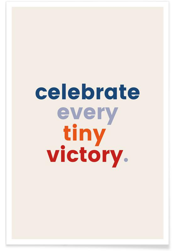 Every Tiny Victory Poster