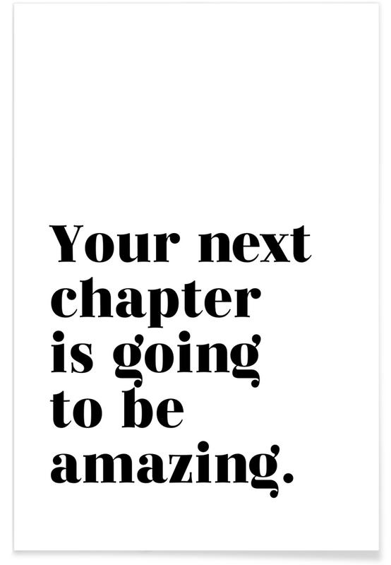 Next Chapter Plakat