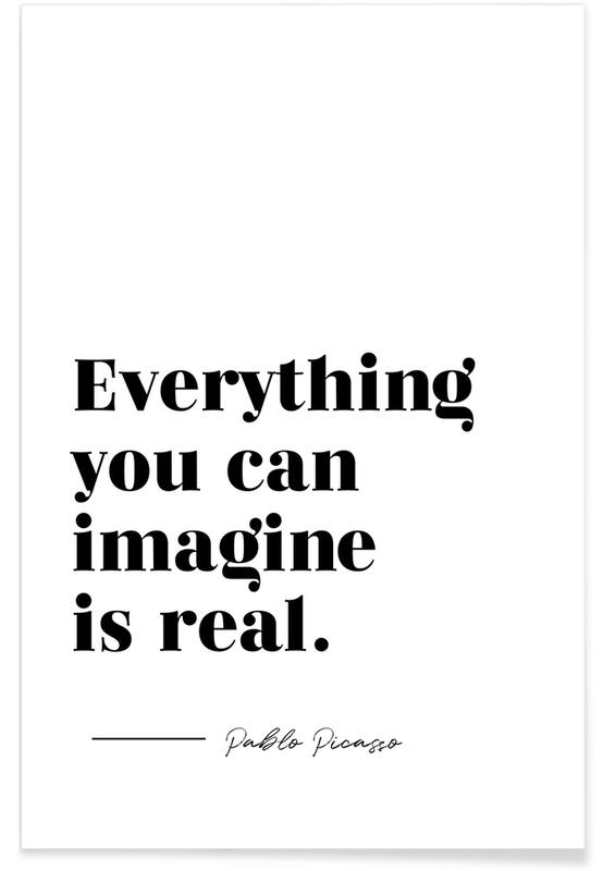 Everything is Real Poster