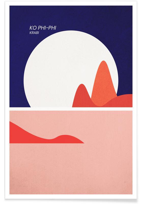 Ko Phi-Phi Poster