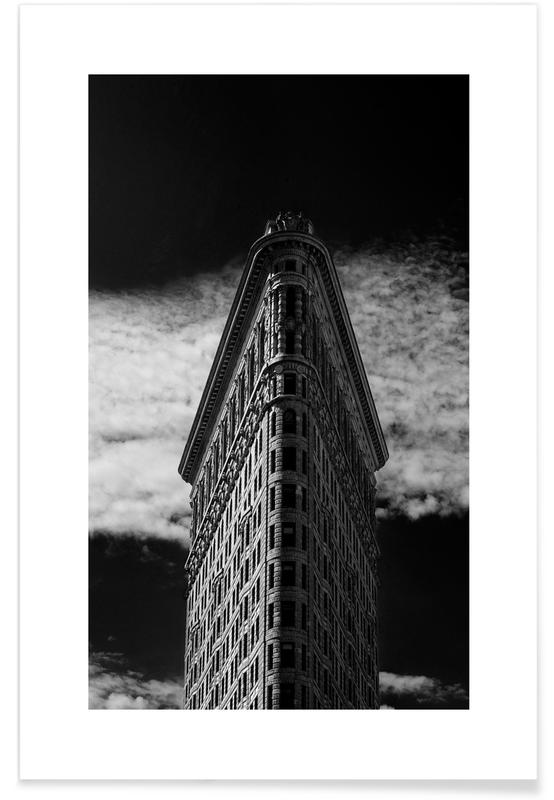 Flatiron Building, New York -Poster