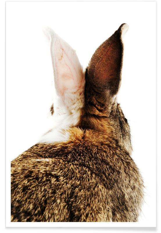 Bunny Ears Poster