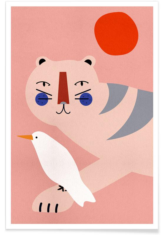 An Unlikely Friendship Poster