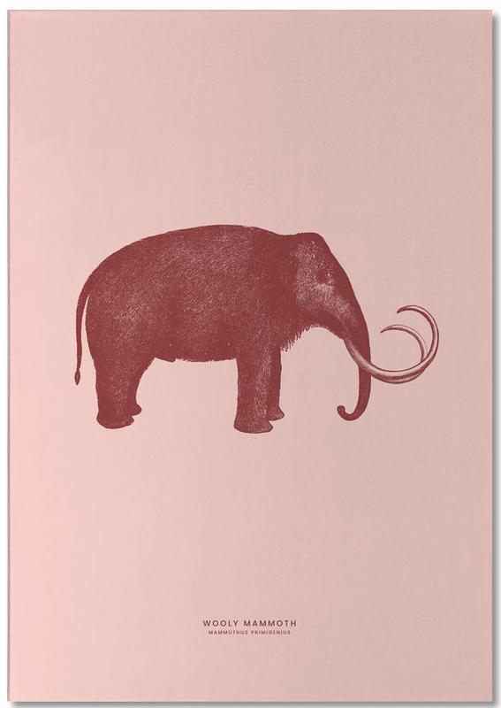 Mammoth II -Notizblock