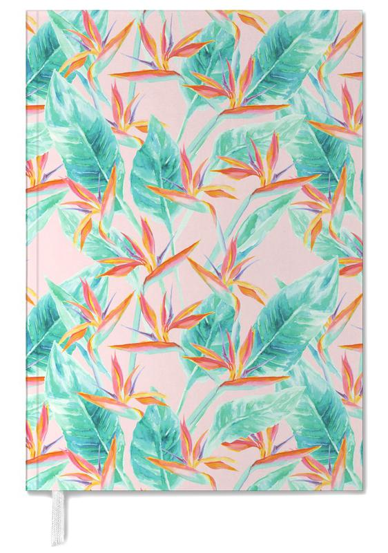 Birds Of Paradise Personal Planner