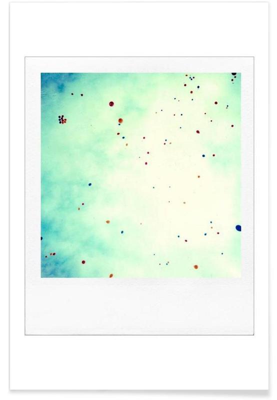 Dalailama Berlin Balloon Poster