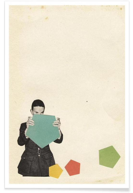 Discovering new shapes Poster