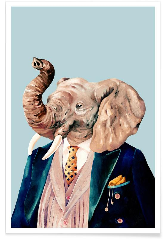 Elephant -Poster