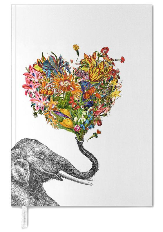 The Happy Elephant Personal Planner