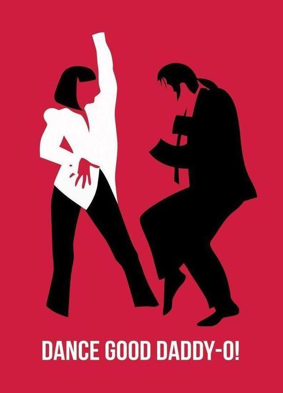 Dance Good Poster 2 Canvas Print
