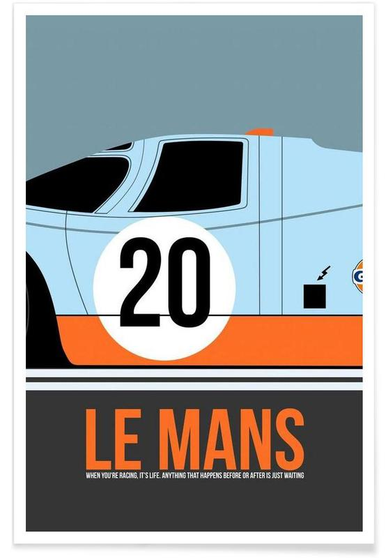 Le Mans Poster 2 -Poster