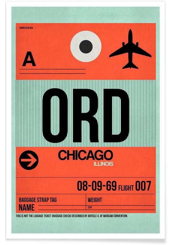 ORD-Chicago -Poster