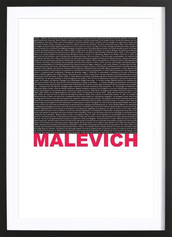 Kasimir Malevich Framed Print