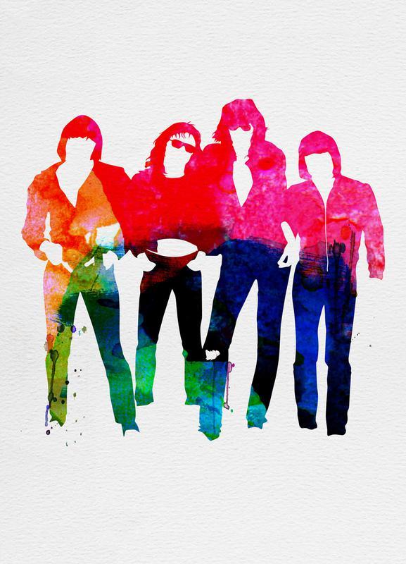Ramones Canvas Print