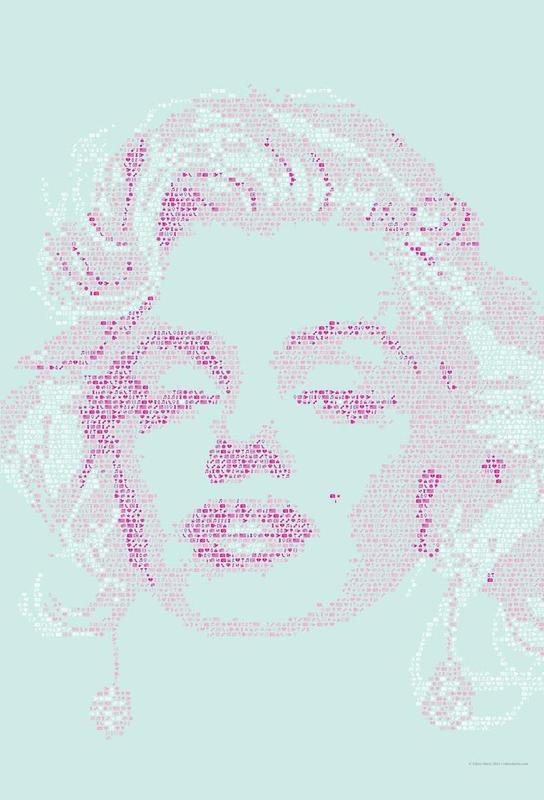 Marilyn -Alubild
