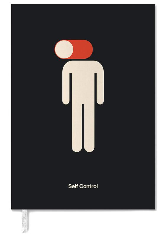 Self Control Personal Planner