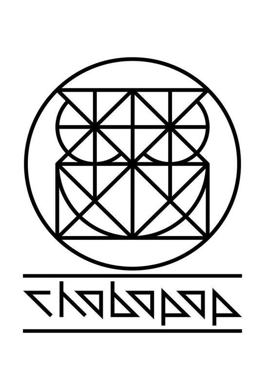 Owl Logo Aluminium Print